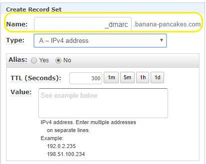 DMARC Setup - How to Publish a DMARC DNS Record
